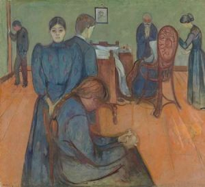 Death in the Sickroom, 1893