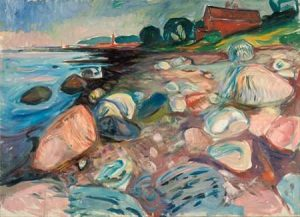 Shore with Red House, 1904