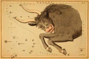Taurus the Bull, 1825