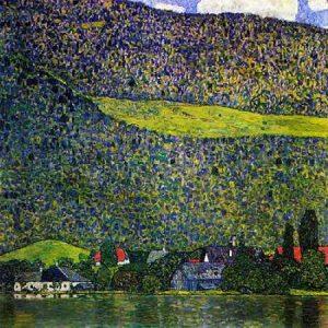 Unterach Am Attersee 1915