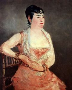 Jeanne Martin Pink Dress