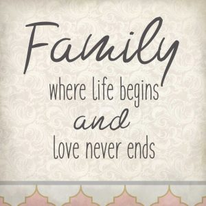 Family Begins 1