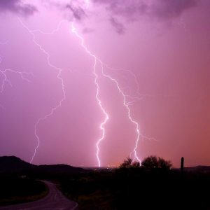 Summer Lightning II