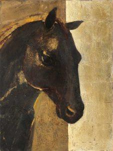 Trojan Horse I Gold
