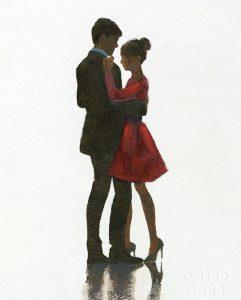 The Embrace II Red Dress