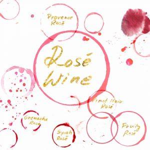 Rose Wine Gold