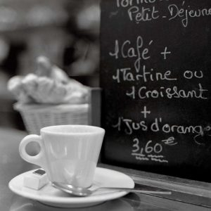 Cafe, Champs-Elysees – 31