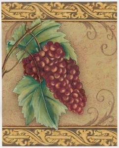Grape Tapestry I
