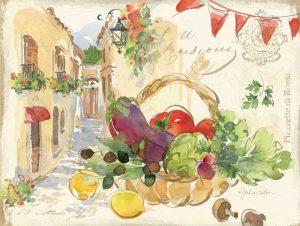 Piazzette Veggies