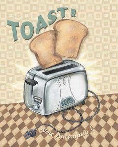 Nifty Fifties – Toast