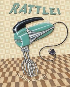 Nifty Fifties – Rattle