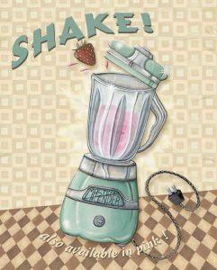 Nifty Fifties – Shake
