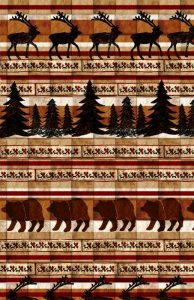 Nature Lodge Pattern V