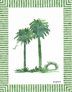 Green Palms IV