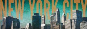 NY City Blue