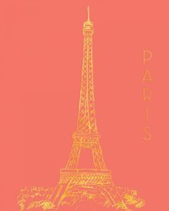 Paris on Coral