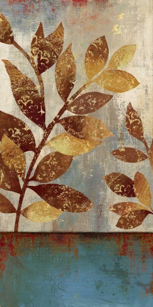 Bronze leaves II
