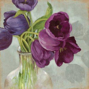Glass Flowers I