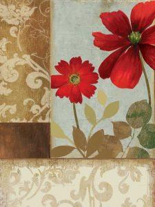 Floral Damask II