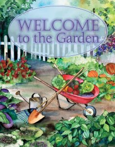 Welcome Garden