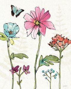 Simply Petals VII
