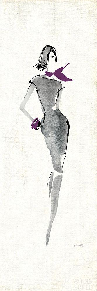 Purple Flair II