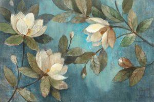 Floating Magnolias