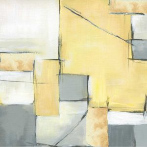 Golden Abstract II