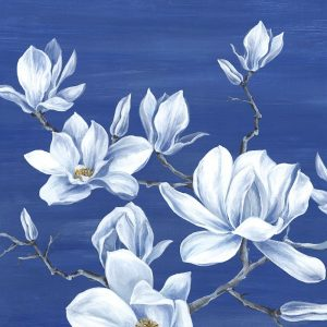 Blooming Magnolias I