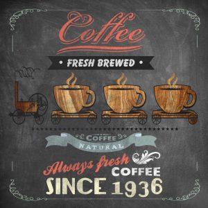 Coffee Board II