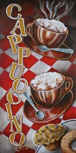 Cappuccino for Two