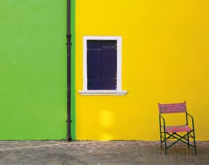 Windows of Burano II