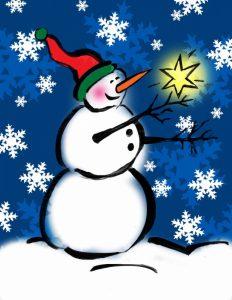 Silly Snowmen II