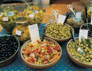 Olives Antibes