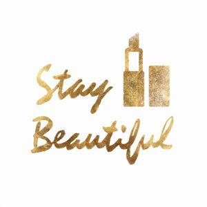 Stay Beautiful with Lipstick