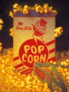 3D Popcorn