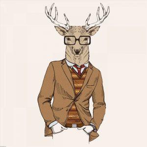Deer-man 1
