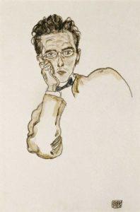 Portrait of The Art Dealer Paul Wengraf