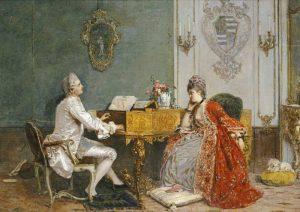 The Private Recital