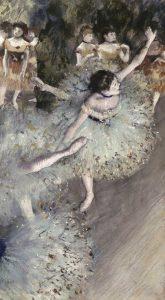 Danseuse Basculant – Danseuse Verte