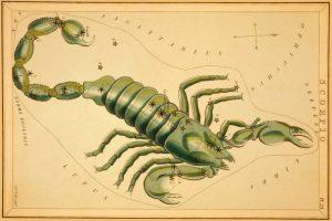 Scorpio, 1825