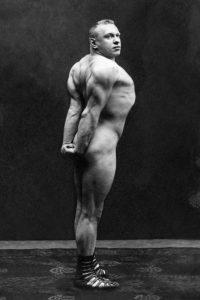 Profile of Arm, Shoulder, and Upper Back Flex