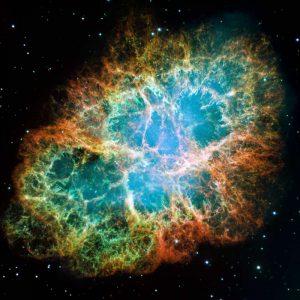 Crab Nebula Mosaic
