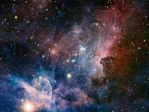 Carina Nebula Infrared from HAWK-I