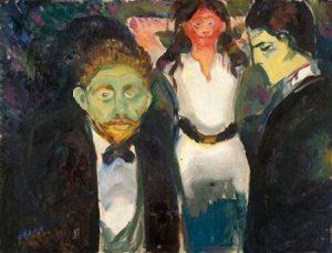 Jealousy, 1907