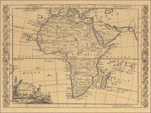 Africa 1800