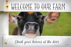 Welcome Cow