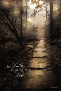 Let Faith be Your Guiding Light
