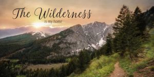 The Wilderness is My Home