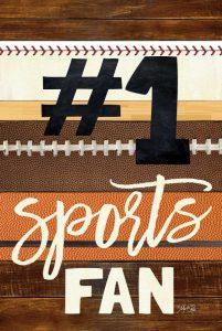 #1 Sports Fan